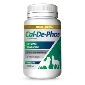 CalDePhos 2000 mg GOLD SERIA