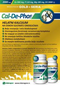 caldephos gold ambalaza